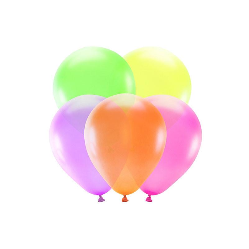 PartyDeco Neon Ballonger
