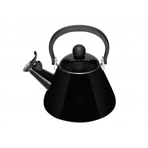 Kaffepanna Kone, Blank svart - Le Creuset