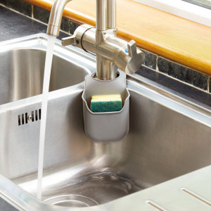 Disksvampshållare i silikon - Kitchen Craft