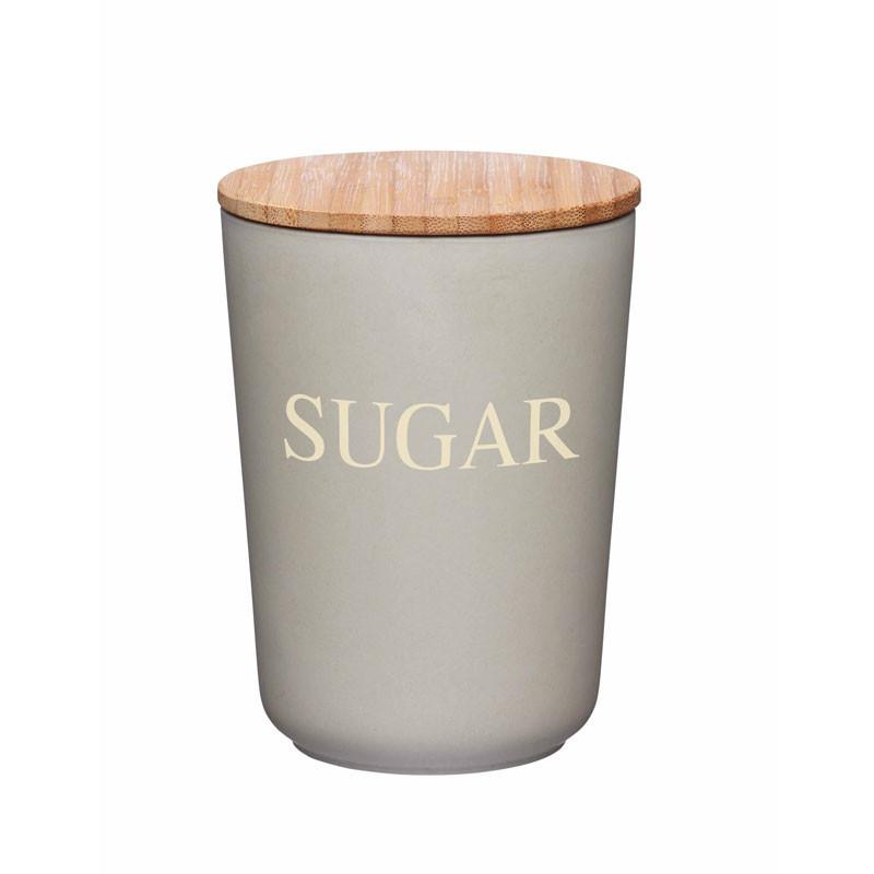 Sockerburk i Bambu - Kitchen Craft