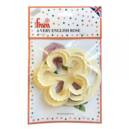 FMM Utstickare A Very English Rose