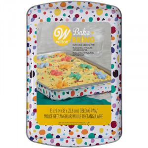 Bakplåt 22x32 cm - Wilton Bake + Bring