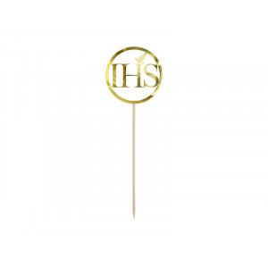 Cake Topper Jesus IHS - PartyDeco