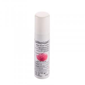 Sammetsspray Fuchsia - Silikomart