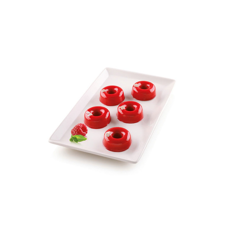 Silikomart Silicone Mini Donut Mould
