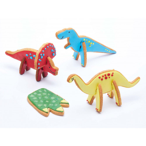 Kitchen Craft Utstickare 3D Unicorn set