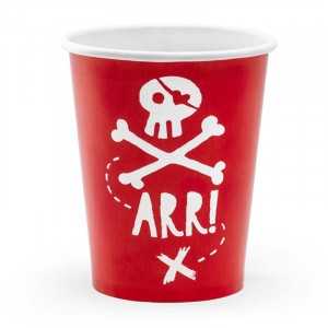 Pappersmuggar Pirates Party - PartyDeco