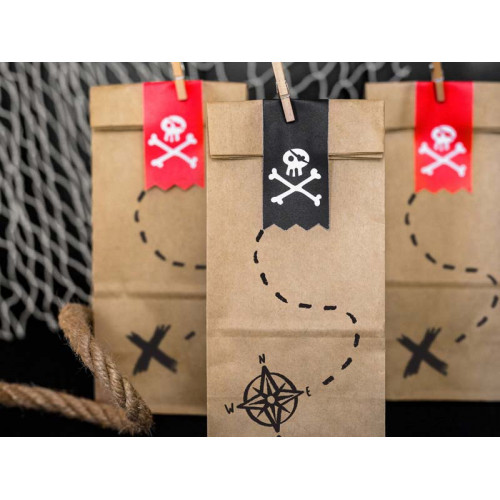 Godispåsar Pirates Party - PartyDeco