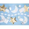 Papperstallrikar Little Star Stjärna - PartyDeco