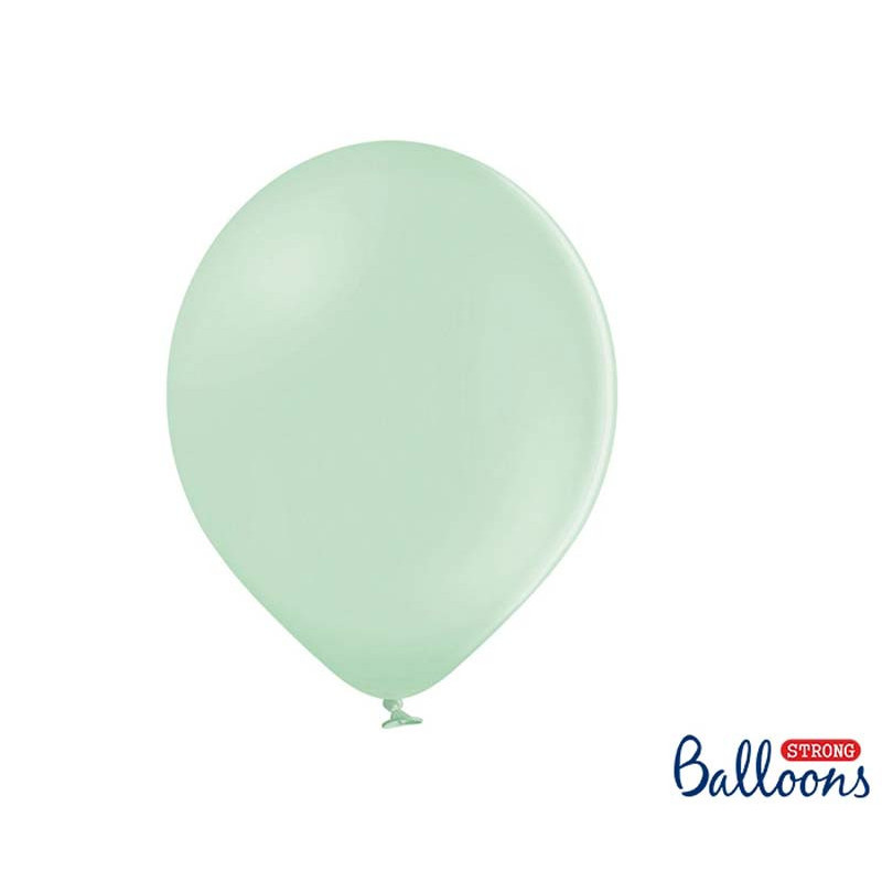 Ballonger Pistagegrön, 30cm - PartyDeco