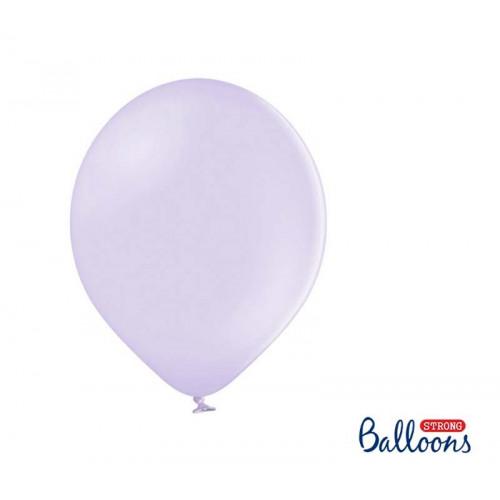 Ballonger Pastell Ljuslila, 30cm - PartyDeco