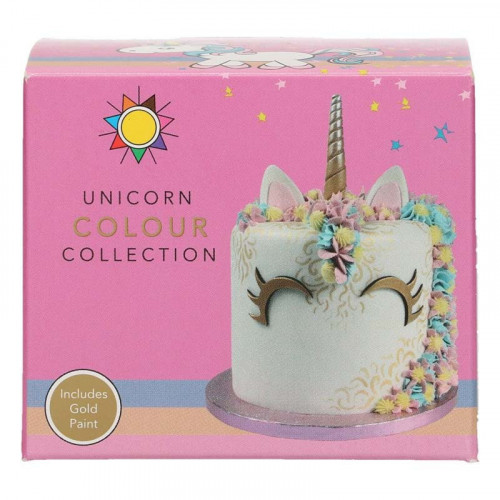 Unicorn Color Collection - Sugarflair