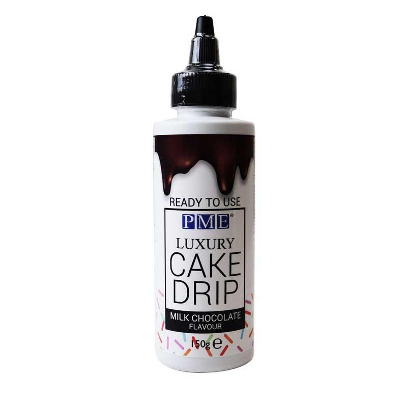 Luxury Cake Drip Mjölkchoklad - PME