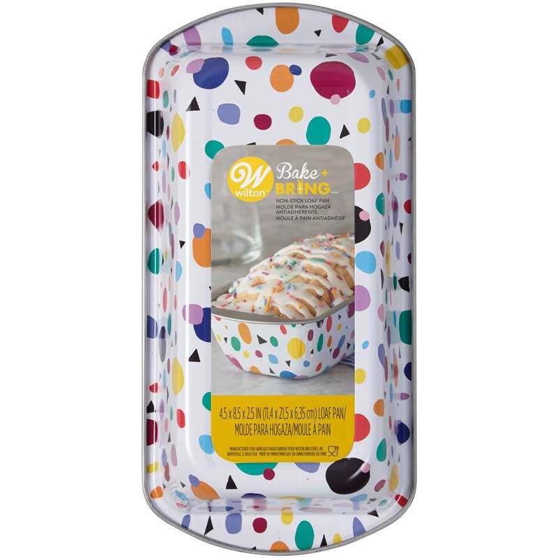 Bakform 20x10 cm - Wilton Bake + Bring