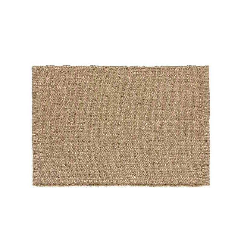Bordstablett i jute Natur, 33 x 48 cm