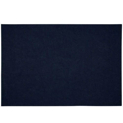 Bordstablett i polyester indigo, 33 x 48 cm