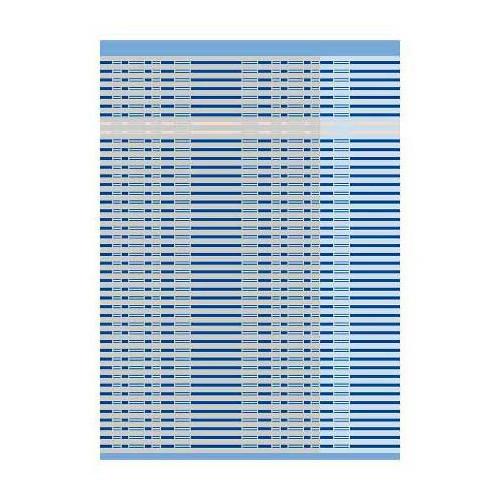 Kökshandduk 50x70 cm Sky Blue, Ease - Södahl