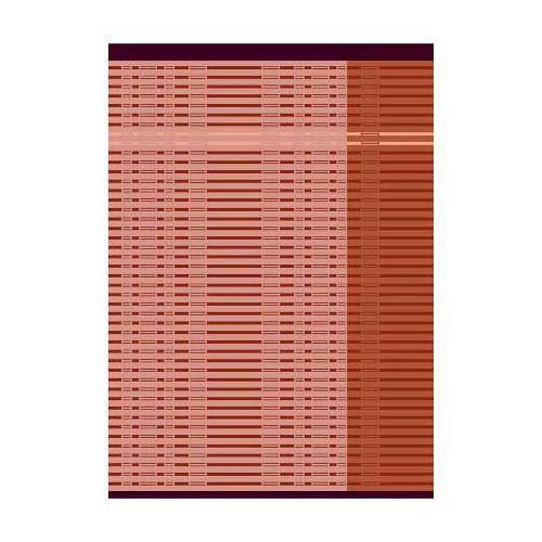 Kökshandduk 50x70 cm Terrakotta, Ease - Södahl