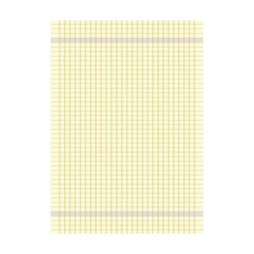 Kökshandduk 50x70 cm Gul, Simplicity - Södahl