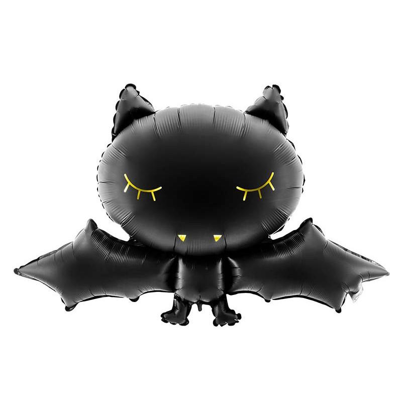 Folieballong Fladdermus - PartyDeco