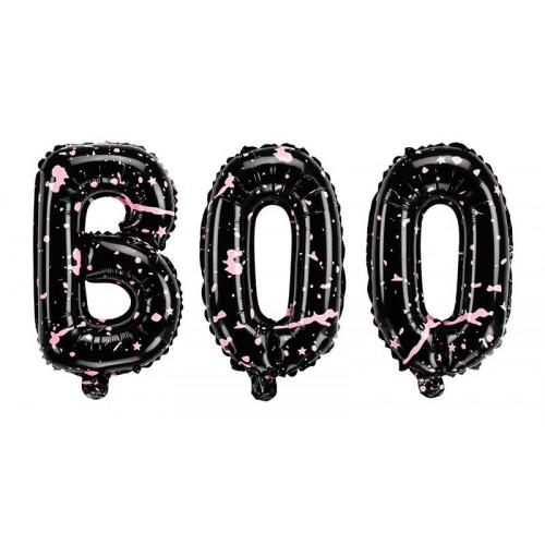 Folieballong BOO - PartyDeco