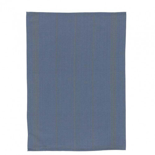 Kökshandduk 50x70 cm Blå, Herringbone - Södahl