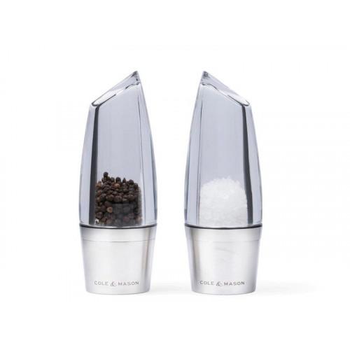 Salt- och pepparkvarn Milston, 14 cm
