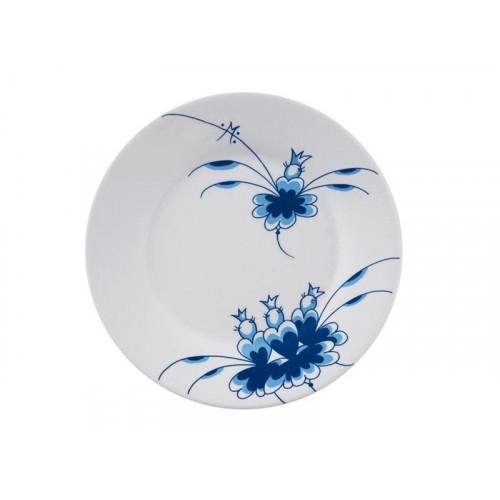 Blue Dancers Tallrik, Ø25 cm
