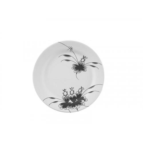 Grey Dancers Desserttallrik, Ø20 cm