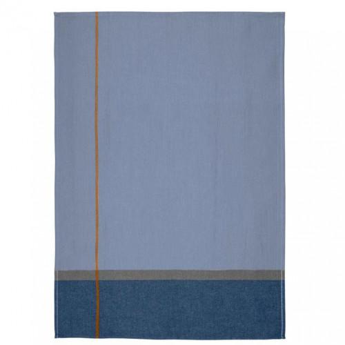 Kökshandduk 50x70 cm Blå, Connect - Södahl