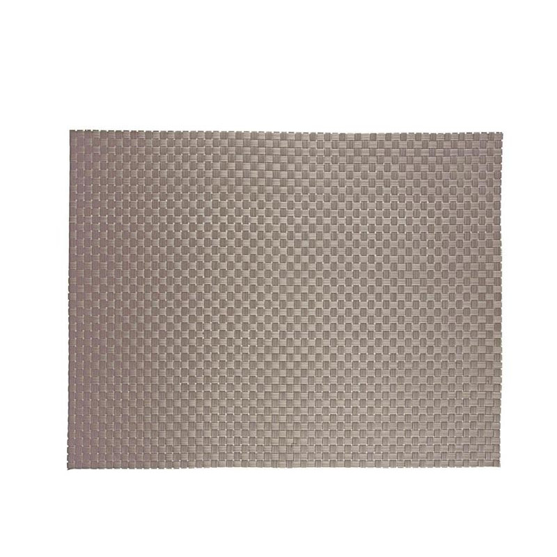 Bordstablett 40 x 30 cm, Silver - Zone