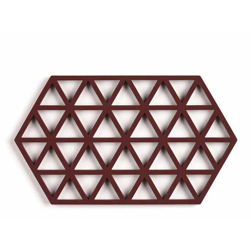 Grytunderlägg Triangles, Raisin, avlångt - Zone Denmark