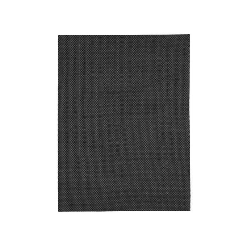Bordstablett 40 x 30 cm, Svart - Zone