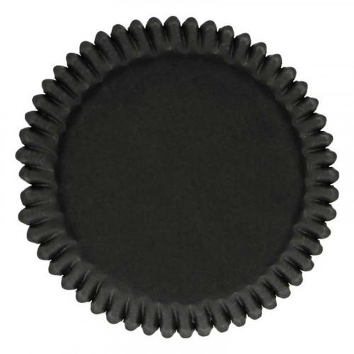 Muffinsform Svart - FunCakes