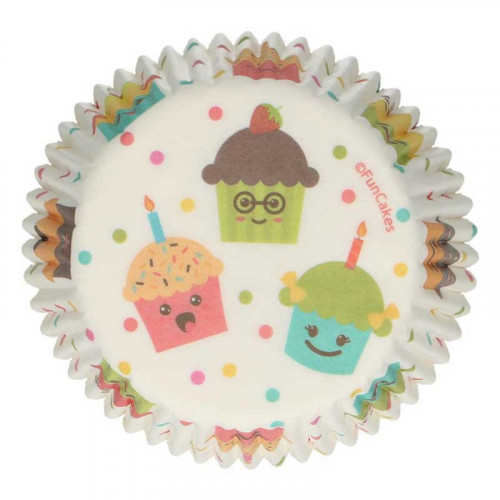 Muffinsform Cupcake Party - FunCakes