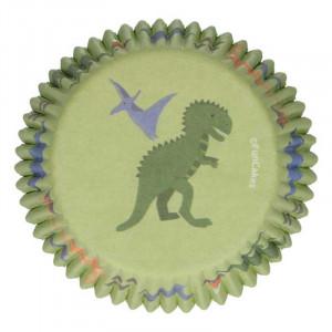 Muffinsform Dinosaurie - FunCakes