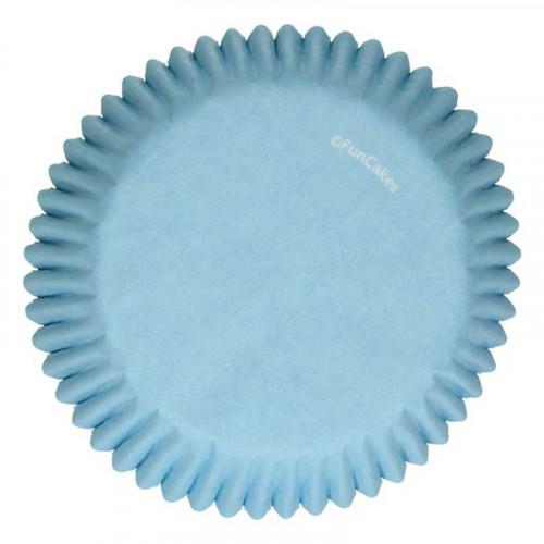Muffinsform Ljusblå - FunCakes
