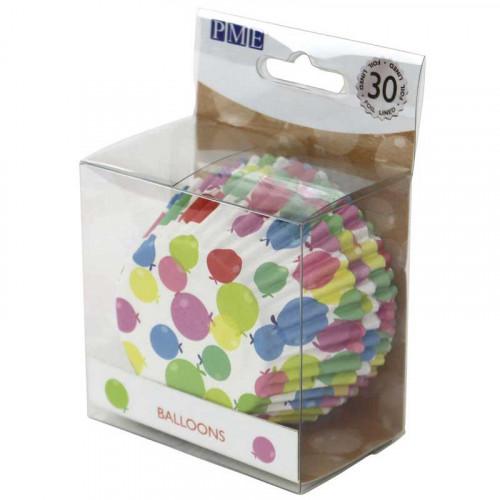 Muffinsform Ballonger - PME
