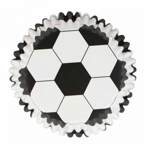 Muffinsform Fotboll - PME