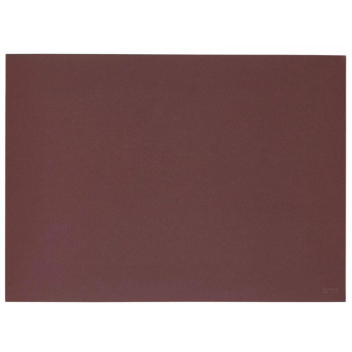 Bordstablett Lino 40 x 30 cm, Burgundy - Zone