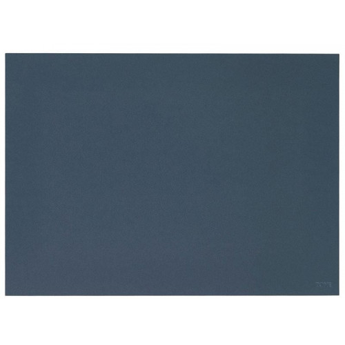 Bordstablett Lino 40 x 30 cm, Smokey Blue - Zone