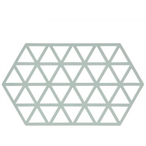 Grytunderlägg Triangle 24x14 cm, Nordic Sky - Zone Denmark