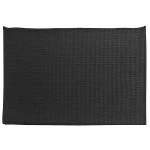 Bordstablett 40x30 cm, Svart, PVC - Zone Denmark