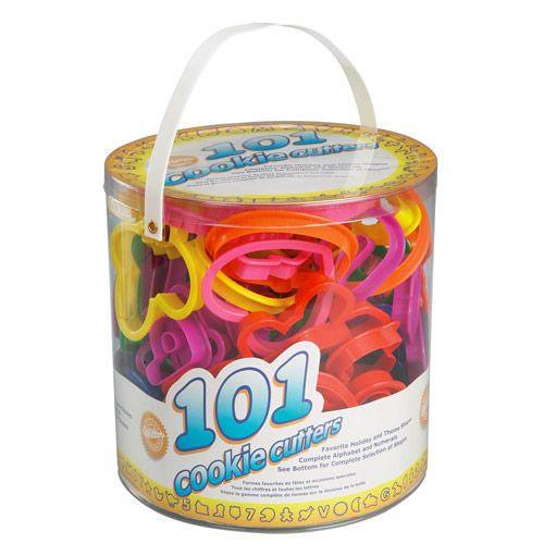 101 Ustickare i plast - Wilton