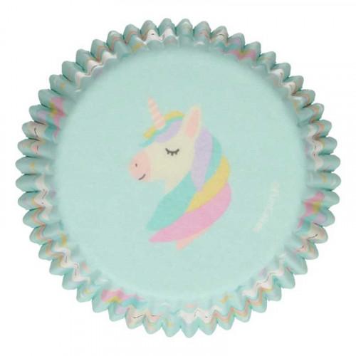 Muffinsform Unicorn - FunCakes