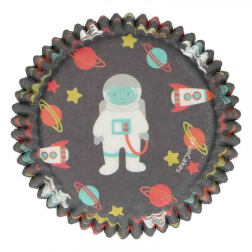 Muffinsform Space - FunCakes
