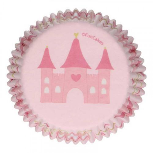 Muffinsform Prinsessa - FunCakes