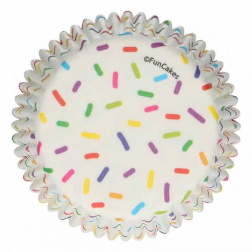 Muffinsform Strössel - FunCakes