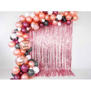 Partygardin Metallic Rosé - PartyDeco