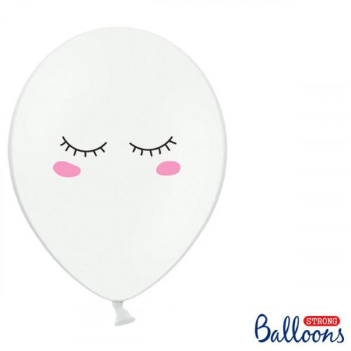 Ballonger Smiley, 30cm - PartyDeco